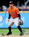 Jose Altuve Autographed Houston Astros 8x10 Photo
