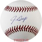 Jon Duplantier Autographed Official ML Baseball