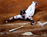 Josh Reddick Autographed Houston Astros 2017 World Series 16x20 Photo