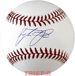 Kyle Tucker Autographed Official ML Baseball