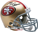 Jimmy Garoppolo Autographed San Francisco 49ers Authentic Full Size Helmet