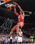 Dwight Howard Autographed Houston Rockets 8x10 Photo