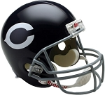 Chicago Bears Throwback Replica Full Size Helmet