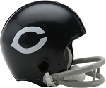 Chicago Bears 62-73 Throwback Mini Helmet