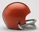 Cleveland Browns Throwback Mini Helmet