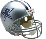 Dallas Cowboys Replica Full Size Helmet
