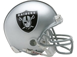 Oakland Raiders Replica Mini Helmet