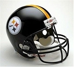 Pittsburgh Steelers Throwback Replica Full Size Helmet
