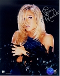 Terri Runnels Autographed WWE Wrestling 8x10 Photo