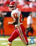 Chris Thomas Autographed Kansas City Chiefs 8x10 Photo