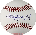 Roger Clemens Autographed Official ML Baseball Inscribed Cy 7