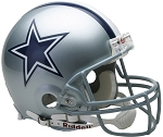 Dallas Cowboys Authentic Proline Full Size Helmet