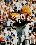 Earl Campbell Autographed Texas Longhorns 8x10 Photo