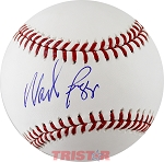 Wade Boggs Autographed Official ML Baseball