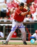 Lance Berkman Autographed Houston Astros 8x10 Photo
