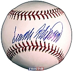 Frank Robinson Autographed Official ML Baseball