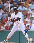 Jim Rice Autographed Boston Red Sox 8x10 Photo