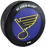 St. Louis Blues Logo Puck