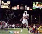 Vince Young Autographed Texas Longhorns Rose Bowl 8x10 Photo