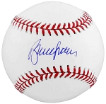 Bruce Sutter Autographed Official ML Baseball