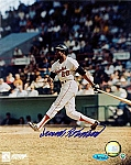 Frank Robinson Autographed Baltimore Orioles 8x10 Photo