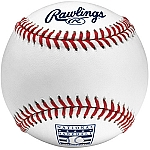 Rawlings Official Hall of Fame Logo Baseball