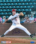 Jordan Lyles Autographed Houston Astros 8x10 Photo