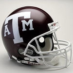 Texas A&M Authentic Full Size Helmet