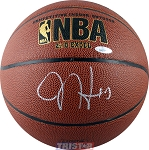 James Harden Autographed Indoor/Outdoor Basketball
