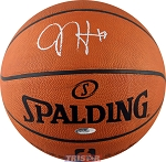James Harden Autographed Official NBA Basketball