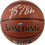 Dwight Howard Autographed Spalding Indoor/Outdoor NBA Basketball