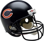 Chicago Bears Replica Full Size Helmet