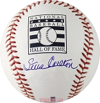 Steve Carlton Autographed Official Hall of Fame Baseball