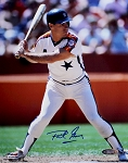 Phil Garner Autographed Houston Astros 8x10 Photo