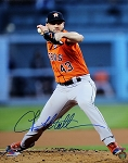Lance McCullers Jr. Autographed Houston Astros 2017 World Series 16x20 Photo