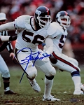 Lawrence Taylor Autographed New York Giants 8x10 Photo