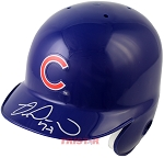 Miguel Montero Autographed Chicago Cubs Mini Batting Helmet