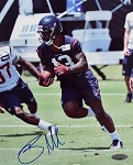 Braxton Miller Autographed Houston Texans 8x10 Photo