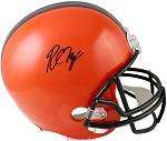 Baker Mayfield Autographed Cleveland Browns Full Size Replica Helmet
