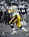 Terry Bradshaw Autographed Pittsburgh Steelers 16x20 Photo