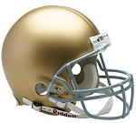 Notre Dame Authentic Full Size Helmet