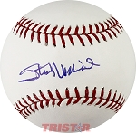 Stan Musial Autographed Official ML Baseball