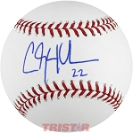 Clayton Kershaw Autographed Official Baseball