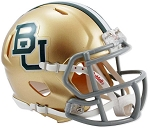 Baylor Bears Replica Mini Helmet