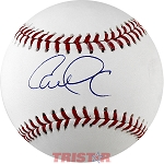 Carlos Correa Autographed Official ML Baseball