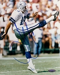 John Jett Autographed Dallas Cowboys 8x10 Photo