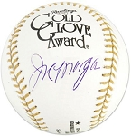 Joe Morgan Autographed Official Gold Glove Baseball