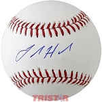 Josh Hader Autographed Official ML Baseball