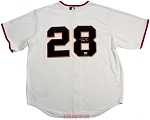 Buster Posey Autographed San Francisco Giants Jersey