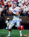 Jim Kelly Autographed Buffalo Bills 8x10 Photo